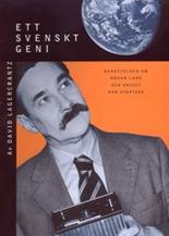 Ett svenskt geni av David Lagercrantz