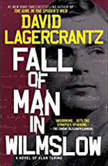 Fall of man in Wilmslow David Lagercrantz